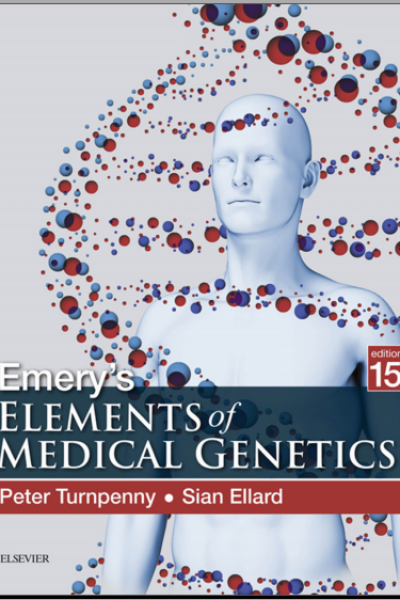 دانلود کتاب Emery's Elements of Medical Genetics, 15e 2017